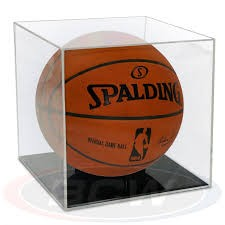 Basketball Cube with Stand