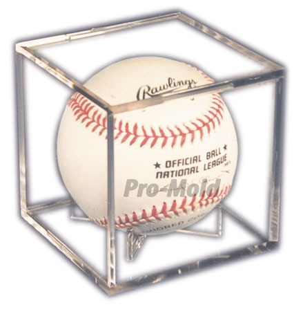 Baseball Cube with Stand 25 Year UV