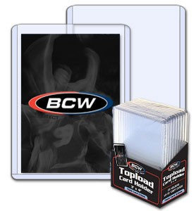 BCW 138 Point Top Loader - Pack of 10