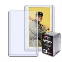BCW Tobacco Card Top Loader - Pack of 25