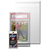 "Graded Card Sleeve - 1/2"" Thick One Screw Sleeve"