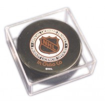 NHL Hockey Puck Square