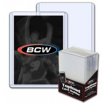 BCW Regular Card Top Loader - Pack of 25