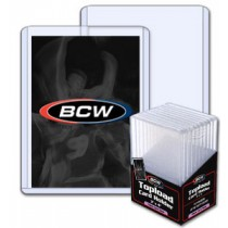 BCW 197 Point Top Loader - Pack of 10