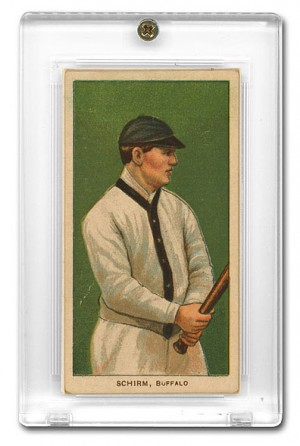 T206 and Allen/Ginter One Screw